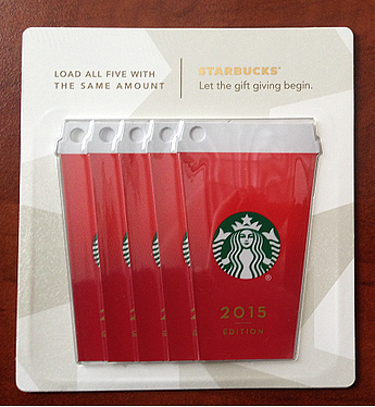 Blister Packaging Starbucks
